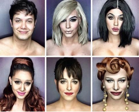 9 nghệ sĩ trang điểm tài năng nhất thế giới