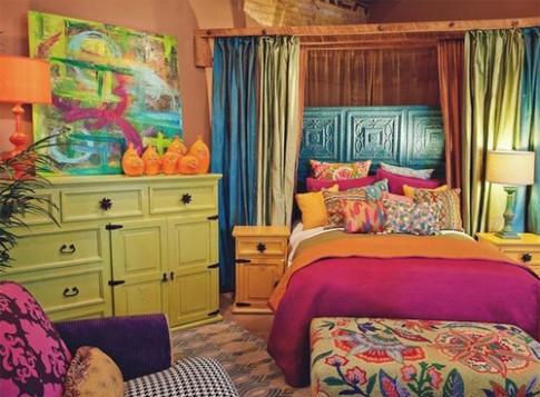 9 sai lầm trong bố trí nội thất phòng ngủ