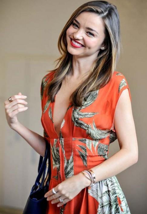 Ăn gì để có nhan sắc thần tiên như Miranda Kerr?
