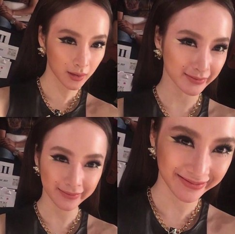 Angela Phương Trinh thành bản sao của Phạm Băng Băng