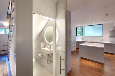 Bài trí nhà tắm có diện tích nhỏ