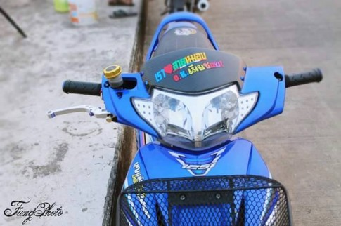 Ban do Honda Wave 125i cuc dep nhieu mau sac
