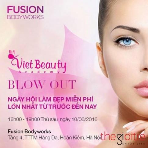 Bạn trẻ Hà Thành háo hức với Ngày hội làm đẹp ở Fusion Bodyworks