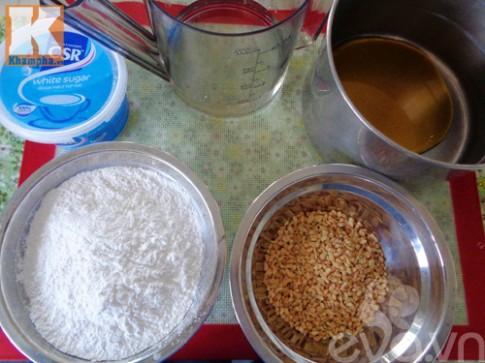 Bánh rán chiên xù: Món ăn chơi ngon cho cuối tuần