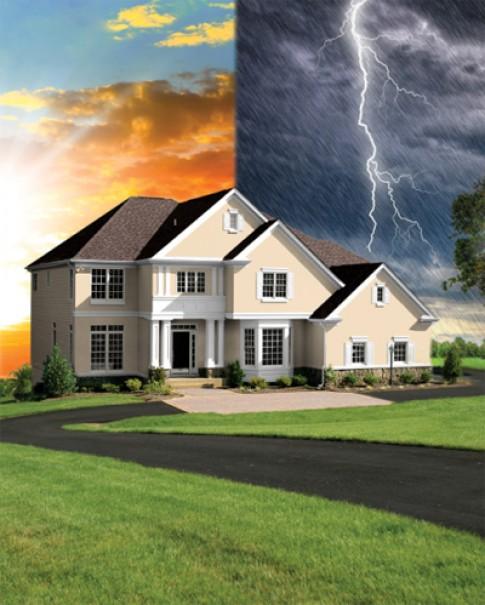 Bảo vệ ngôi nhà khỏi thời tiết khắc nghiệt