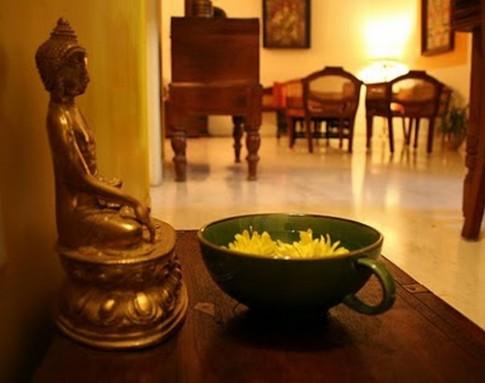 Bày tượng Phật phạm cấm kị, gia đình gặp họa đủ đường
