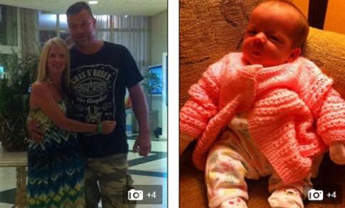 Bi kịch bé 2 tháng tuổi đột tử vì ngủ chung với bố mẹ