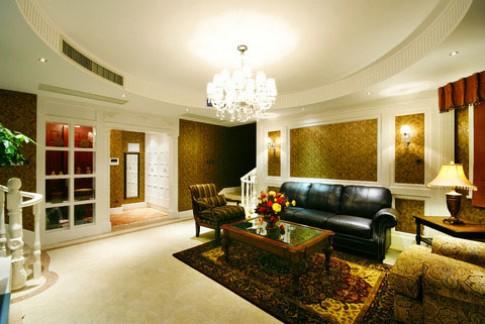 Bí kíp dùng đèn chiếu sáng cho phòng khách
