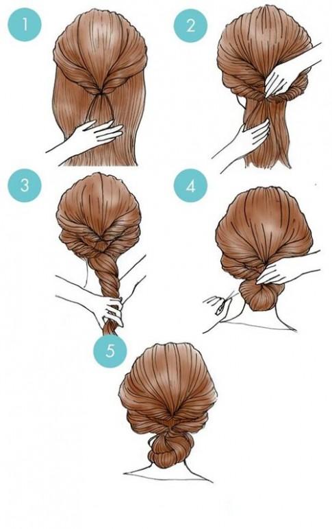 Biến tấu 12 kiểu tóc giúp nàng đẹp chàng yêu