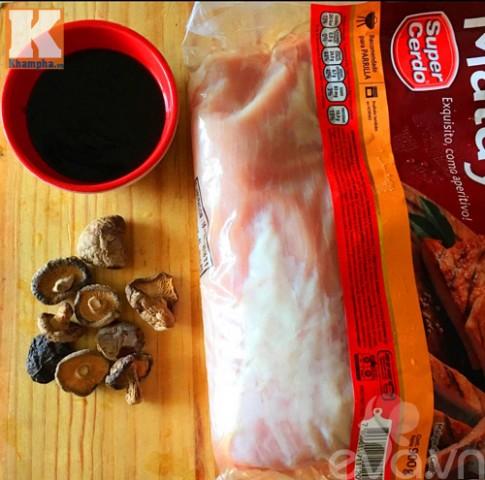 Biến tấu cho thịt heo chiên giòn thêm hấp dẫn