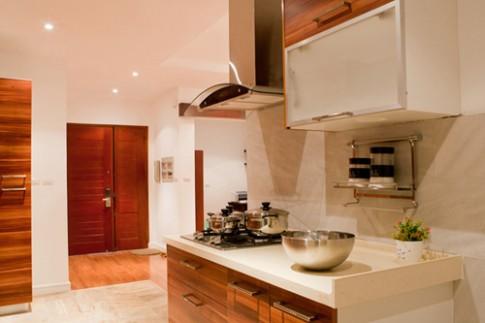 Bố trí nội thất căn hộ chung cư 160 m2