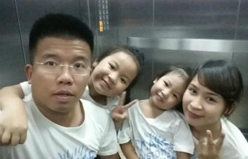 Bức xúc vì bị chê đẻ 2 con gái, ông bố CEO phản pháo