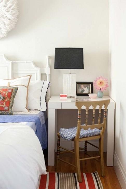 Các mẹo nhỏ để bố trí phòng ngủ chật hẹp