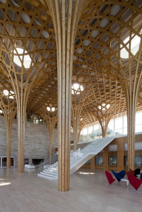 Các tòa nhà đoạt giải thưởng Công trình yêu thích nhất năm