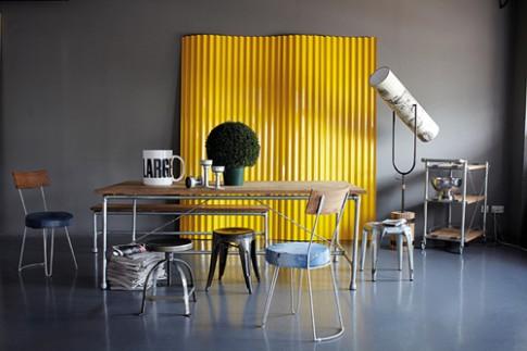 Cách kết hợp bàn ghế 'lọc cọc' trong phòng ăn
