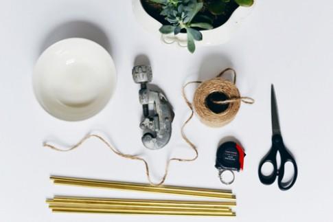 Cách làm chậu cây treo cá tính cho nhà đẹp