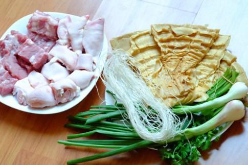 Cách nấu canh măng ngon cho ngày Tết