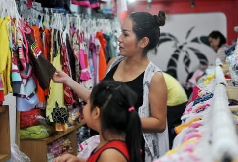 Cách nhận biết quần áo trẻ em xuất khẩu xịn và nhái
