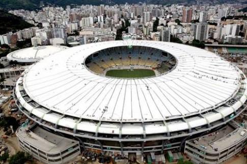 Cận cảnh 12 'chảo lửa' của World Cup 2014
