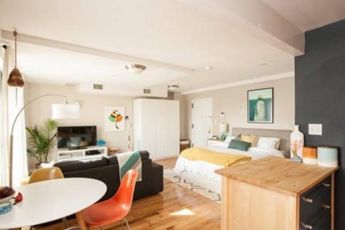 Căn hộ 37 m2 do chủ nhà tự thiết kế