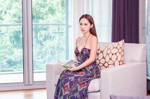 Căn hộ cao cấp bậc nhất Sài Gòn của Quỳnh Thy