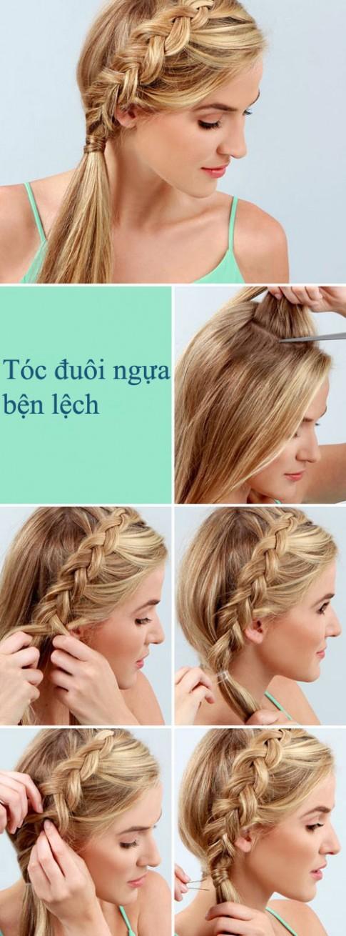 Cập nhật 3 kiểu tết tóc mới mẻ giúp bạn đẹp, chàng mê