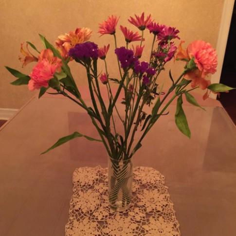 Câu chuyện bó hoa và bài học dạy con đầy ý nghĩa