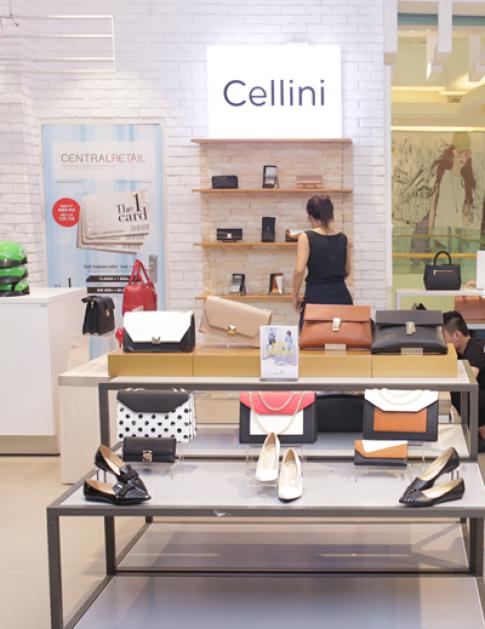 Cellini khai trương cửa hàng mới tại TP HCM