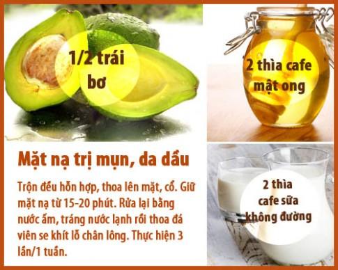 Chăm sóc da mùa thu với 2 loại quả quen thuộc