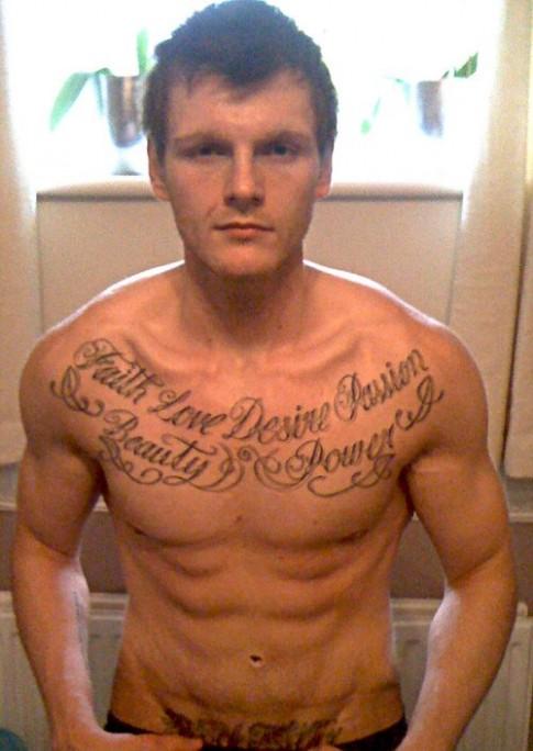 Chàng béo 146kg hóa thành bản sao Beckham nhờ giảm 70kg