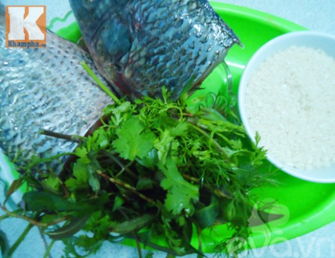 Cháo cá bổ dưỡng cho cả nhà