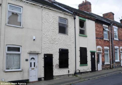 Chỉ 30.000 đồng, mua nhà hai mặt phố, bốn phòng ngủ ở Anh