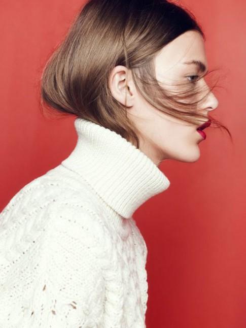 Chỉ cần vài phút bạn đã có kiểu tóc hot nhất mùa đông