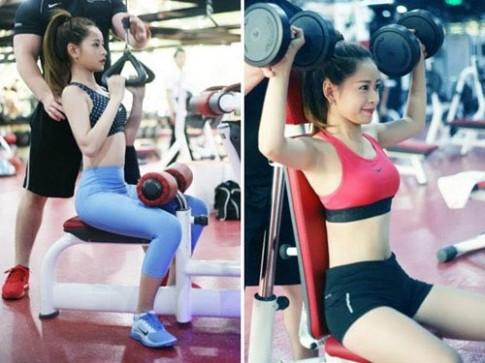Chi Pu: Hot girl chăm tập luyện giữ dáng nhất nhì Vbiz