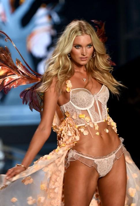 Chiêm ngưỡng thiên thần mới của Victoria's Secret