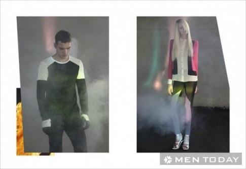 Chiến dịch quảng cáo thời trang 2nd Floor Thu / Đông 2013-14