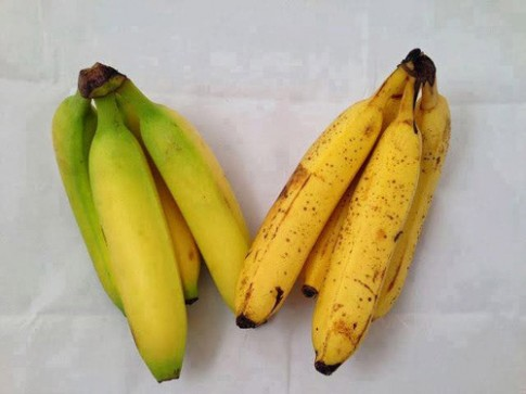 Chiêu phân biệt hoa quả chín ép cho con