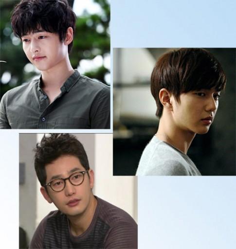 Choáng ngợp nhà mỹ nam Hàn trên phim