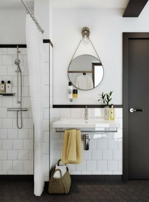 Chọn gương ấn tượng cho phòng tắm