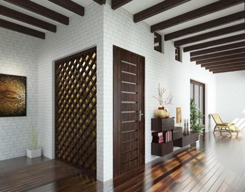 Chọn nội thất gỗ phù hợp cho nhà ở hiện đại