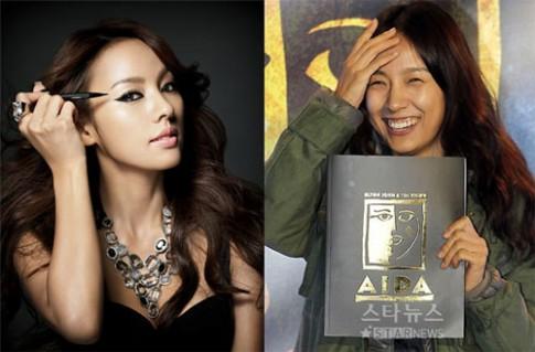 'Chộp' những khoảnh khắc cười xấu của sao Hàn