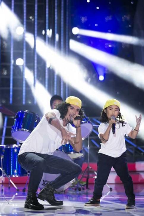 Cô bé người Hàn gốc Việt được Diva Mỹ Linh tranh giành