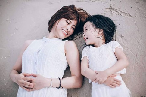 Cô gái 9X kể chuyện làm single mom tại Hàn Quốc