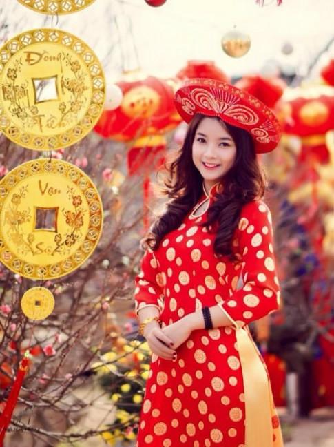 Cô gái Hà thành ăn tết thả ga mà không tăng cân