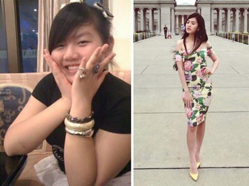 Cô gái Việt kiều giảm 46kg thành hot girl sang chảnh