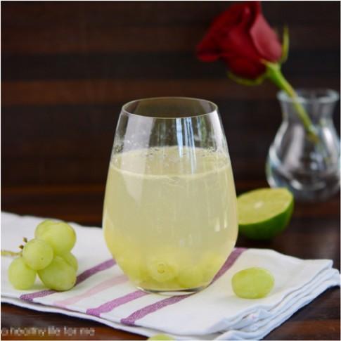 Cocktail Margarita nho cuối tuần