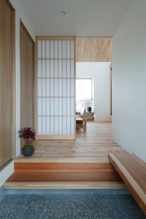 Công dụng tấm chắn kiểu Nhật trong nhà