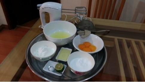Công thức làm bánh gato bằng nồi cơm điện cho con cực dễ
