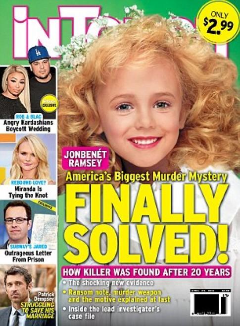 Đã tìm thấy thủ phạm giết Hoa hậu nhí Mỹ 20 năm trước