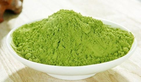 Đặc trị da dầu tại nhà với mặt nạ bột trà xanh tự chế